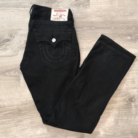 True Religion Jeans Straight Leg Men [Straight Leg Jeans Men